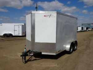 2018 Cross Trailers Alpha Series Enclosed Cargo Trailer