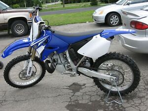 Looking for a clean yz125 or yz250