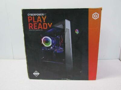 CyberPowerPC GMA4200BST Gaming PC Computer AMD Ryzen 5 3600 240GB/2TB RX 580
