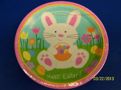 Amscan Easter Friends Paper Luncheon Plates 8 Per Package 9