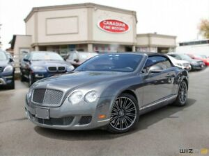2010 Bentley Continental GTC Continental GTC |* 2dr| RED LEATHER