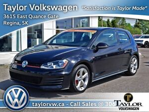 2015 Volkswagen Golf GTI 3-Dr 2.0T 6sp Christmas Clearance Sale