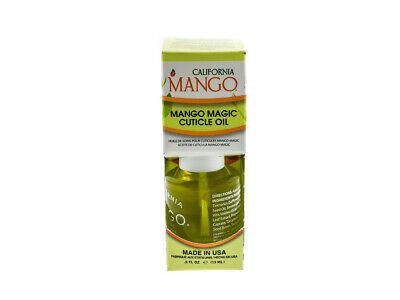 California Mango:Mango Magic Cuticle Oil .5 fl oz / 15 ml