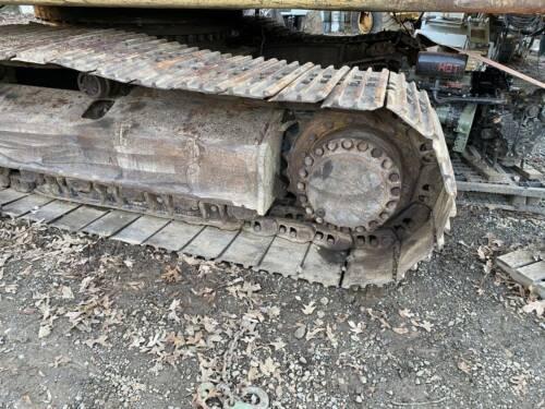 Caterpillar 330C Final Drive and Motor