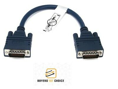 Cisco 6FT Back to Back DCE//DTE DB60 Serial Cable 2500
