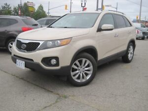 2011 KIA SORENTO EX | Leather • Fully Loaded • Gas