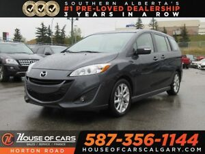 2017 Mazda Mazda5 GT/ Bluetooth/ Heated Seats/ 6 Seater