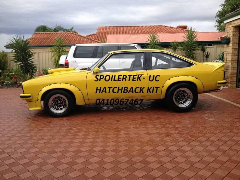 TORANA UC SLR BODY KIT SUIT HATCH RACE V8 HDT BROCK BATHURST ...