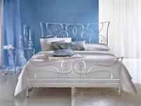 Camere Da Letto Foglia Argento : Letto foglia argento camera da letto mobili e accessori per la