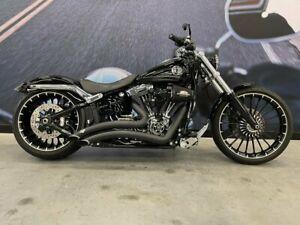 2017 Harley-Davidson FXSB Softail Breakout Cruiser 1690cc
