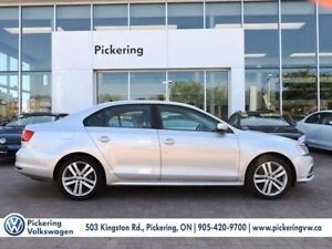 2015 Volkswagen Jetta TDI Highline - Rear Camera - Navi - Blind