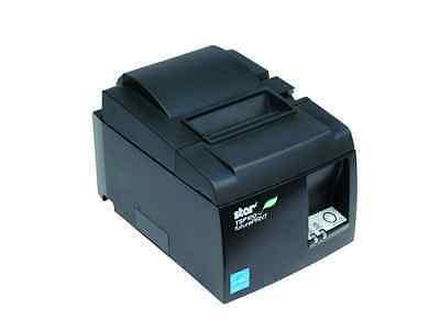 Star Micronics Tsp143iii Star Pos Printer Usb Auto Cutter Black 39472310 New