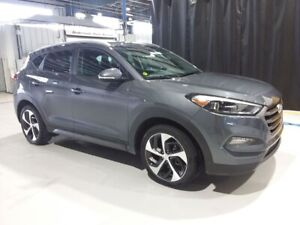 "2016 Hyundai Tucson ""ONE OWNER"" TUCSON LIMITED AWD SUV w/ COMPLE"
