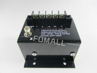 1 Pcs New B-527065 Amp-2000 Paralleling Module For Marathon Diesel Generator