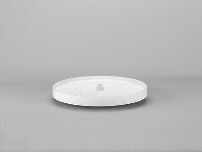 "Rev-A-Shelf LD-2061-24BM-1 Lazy Daisy 24"" Diameter Full Circle - White"