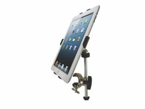 iPad music mount for mic stand