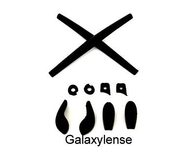 Galaxy Earsocks & Nose Pads Rubber Kits Oakley Juliet Sunglasses (Sunglass Pads)