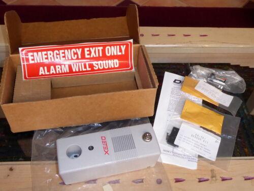 NOA Detex EA-500 Gray Exit Door Alarm - Original Shipping Pkg