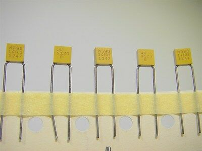 22 Pf Ceramic Capacitor 200v M3901401-1247 22pf 0.022nf 0.000022uf 5ea