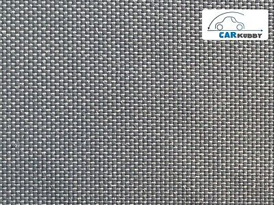 Grey Fabric from  Car Kubby