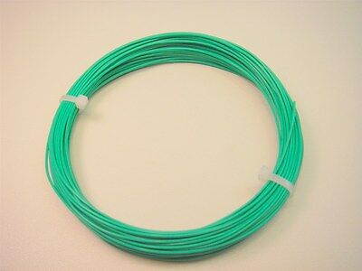 50 Mil-spec 26-awg Silver Plated Electrical Wire 19strand Green-tefzel Us-sell