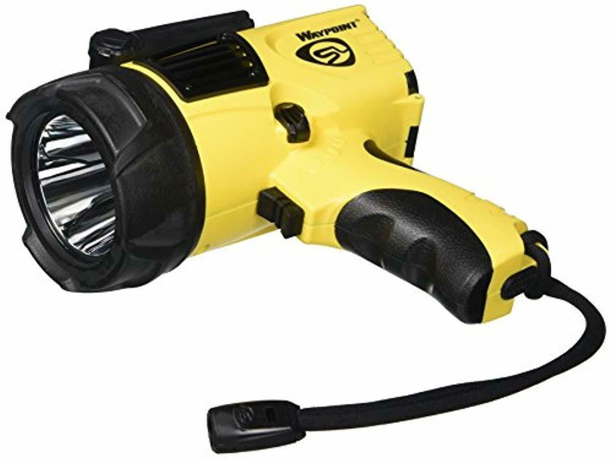 Streamlight 44900 Waypoint Spotlight with 12V DC Power Cord,