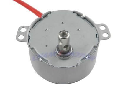 Permanent Magnet Motors Tyd-50 Synchronous Motor 110v Ac 7.5-9rpm Cwccw