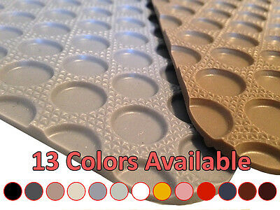 Cargo Rubber Mat for GMC Jimmy #R3263 *13 Colors