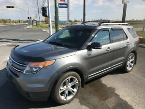 2012 Ford Explorer Limited | NAV | LEATHER | ROOF | AWD