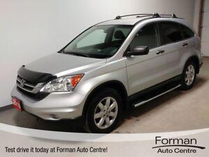 2010 Honda CR-V LX - Local trade-in | Winter tires & rims | R...