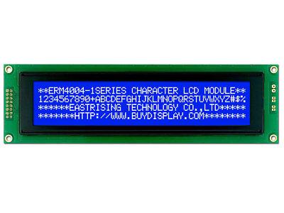 5v 40x4 4004 Lcm Monochrome Character Lcd Display Modulewtutorialhd44780