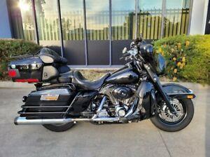 2002 Harley-Davidson Flht Electra Glide Cruiser 1450cc
