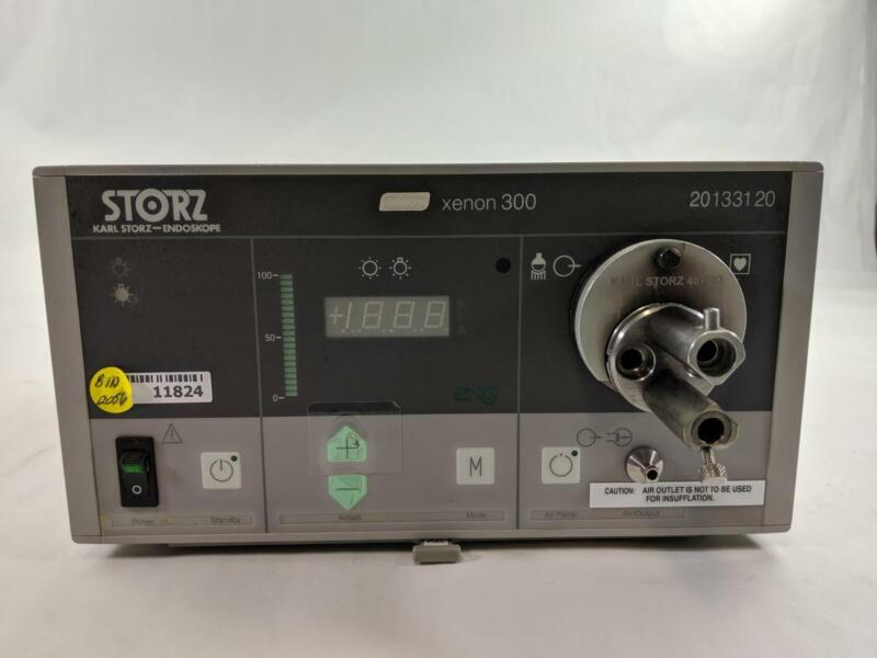 Karl Storz SCB Xenon 300 | 20133120-1 Video Endoscopy Xenon Light Source