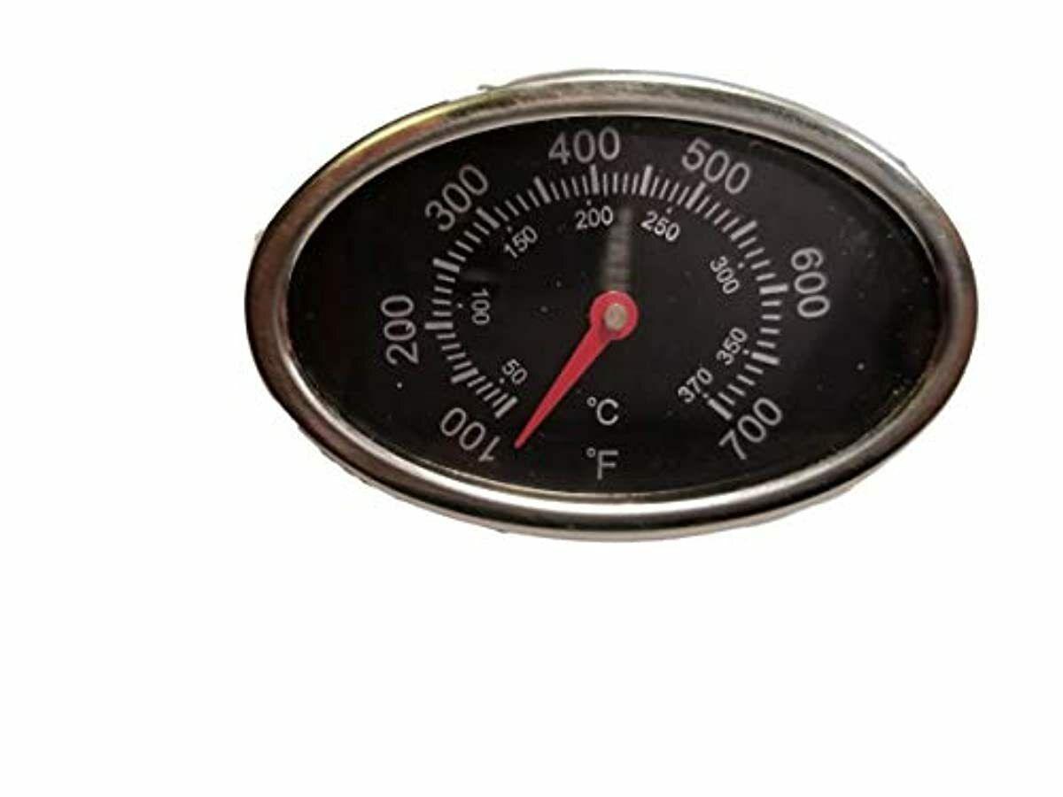 BBQ Gas Grill Temp Gauge Thermometer Heat Display ...