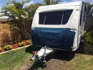 Adria DP 612 Caravan purchased new 2013 Runaway Bay Gold Coast North Preview
