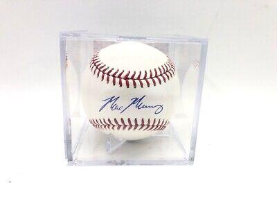 W//Inscriptions w//COAs 12 Balls Frank Howard Signed Autographed Baseball Sale