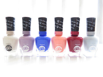 Sally Hansen Miracle Gel, Nail Polish, YOU CHOOSE! B2G1 FREE! ADD ALL 3 TO CART!
