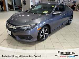 2017 Honda Civic Touring | Save Thousands | Clearout
