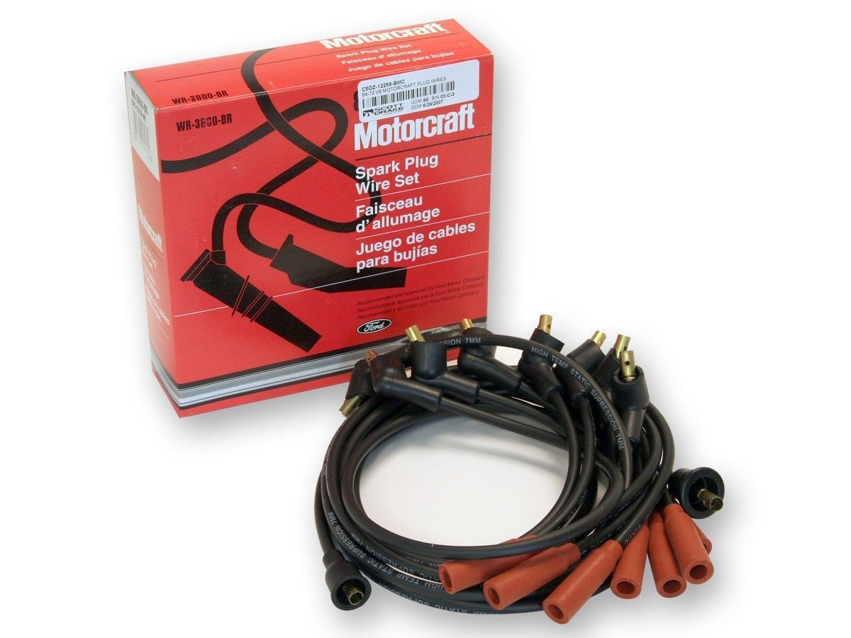 Motorcraft WR4099 Spark Plug Wire Set