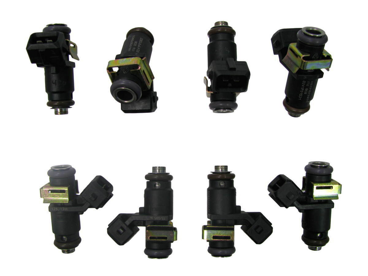 New Flow Matched Performance  Injector Set Replaces OE Marine 861260T