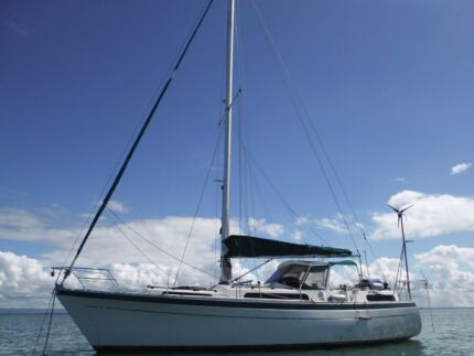 40' Moody Very Rare Yacht Redcliffe Redcliffe Area Preview