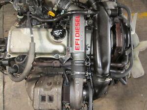Toyota Ta a Engine