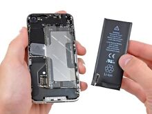 Express phone battery replacement & repair Redcliffe