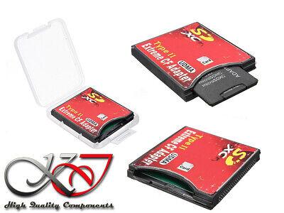 Adaptador SDXC SDHC SD 3.0A Compacto Flash Cf I O II Compatible...