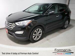 2013 Hyundai Santa Fe Sport 2.0T Limited| HTD Leather|HTD Steeri