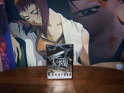Gungrave   Vol 7   To The Grave   Standard Edition   Brand New   Anime Dvd