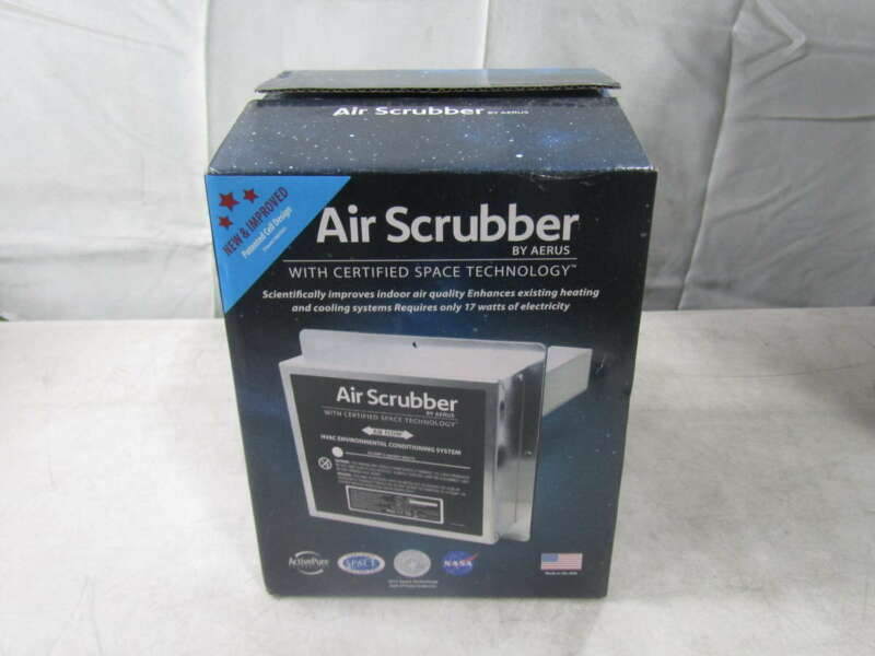 Aerus Air Scrubber with Certified Space Technology A1013U