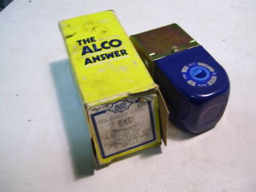 NIB EMERSON -ALCO- BMG SOLENOID COIL 120VAC P3897