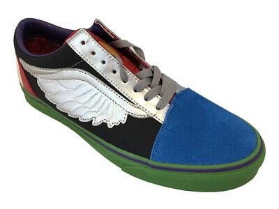 Vans Marvel Avengers Old Skool Skateboard shoes Multiple sizes
