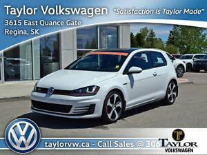 2015 Volkswagen Golf GTI 3-Dr 2.0T Autobahn 6sp This GTI is a Lo